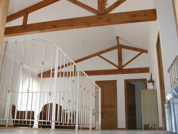 Rambardes et escaliers